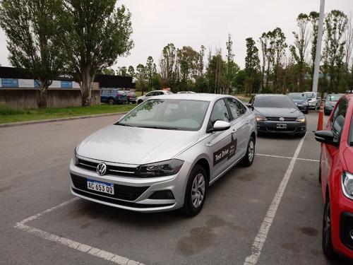 volkswagen virtus trend line 2020 cm.