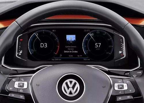 volkswagen virtus trendline mgg #a1
