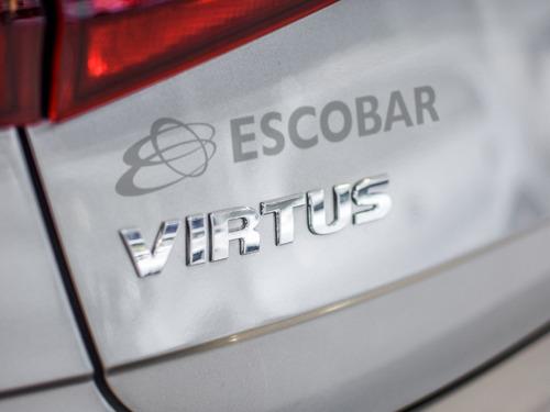volkswagen virtus trendline msi mt 1.6 110cv