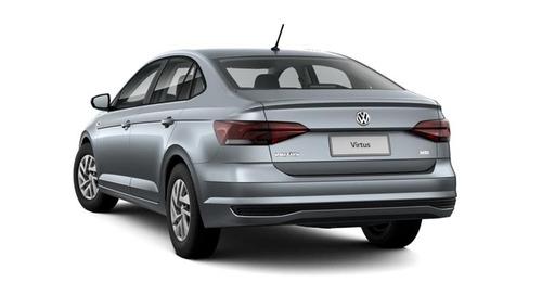 volkswagen virtus trendline tiptronic my20 romera hnos