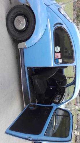 volkswagen vocho standard