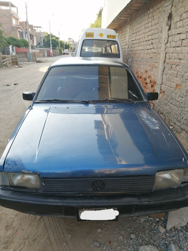 volkswagen volkswagen santana año 1988
