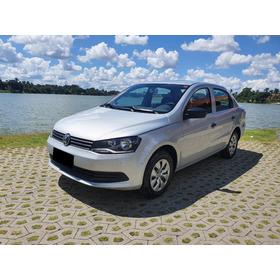 Volkswagen Voyage 1.0 Trendline 2016 Completo 74.000 Km