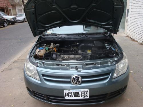 volkswagen voyage 1.6 2009 gnc