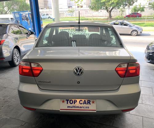 volkswagen voyage 1.6 2019 flex finaciamento sem entrada