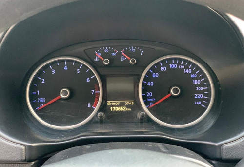 volkswagen voyage 1.6 comfortline 101cv 2010