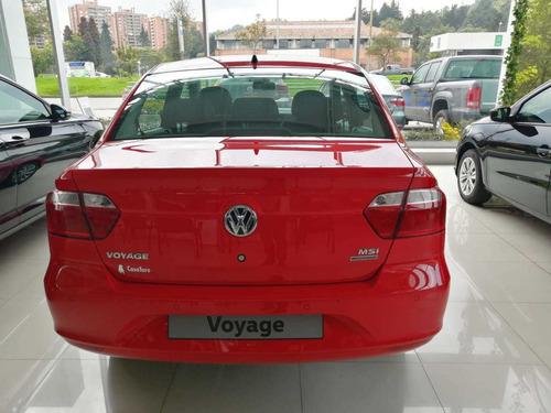 volkswagen voyage 1.6 comfortline mec 2021