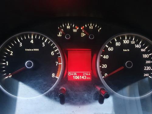 volkswagen voyage 1.6 comfortline plus 101cv 2012