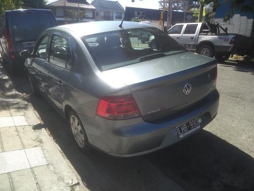 volkswagen voyage 1.6 comfortline plus 101cv ll 2012