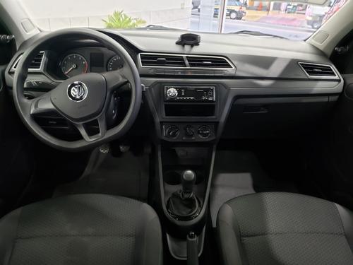volkswagen voyage 1.6 msi  total flex 4p aplicativo uber