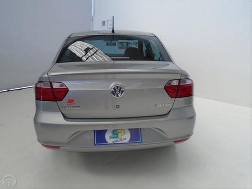 volkswagen voyage 1.6 msi totalflex comfortline i-motion