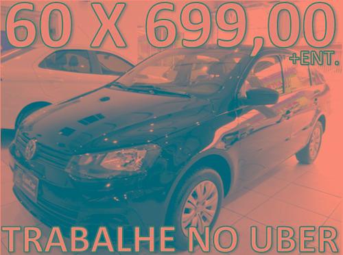 volkswagen voyage 1.6 msi trendline  trabalhe no uber select