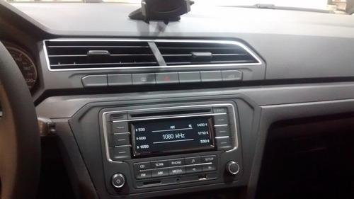 volkswagen voyage 1.6 promocionado ideal taxi y remise mz