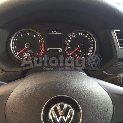 volkswagen voyage 1.6 trendline 101cv 2018 0 km 3