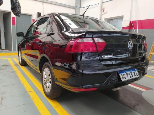 volkswagen voyage 1.6 trendline 2018