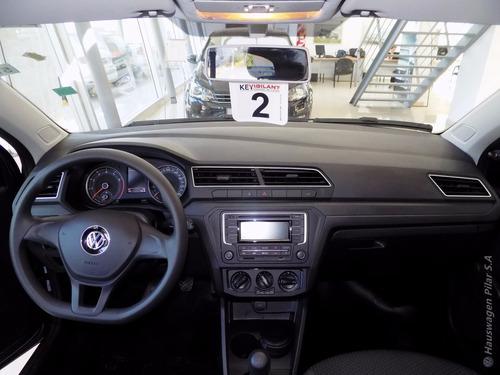 volkswagen voyage 1.6 trendline vw 2017 0km nuevo