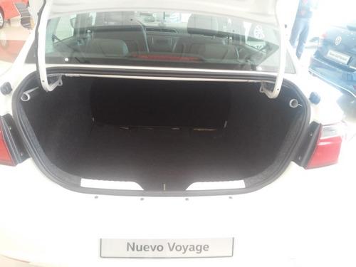 volkswagen voyage 1.6 trenline 101cv#a1 sch