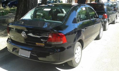 volkswagen voyage 2012 gnc -anticipo y cuotas-