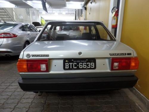 volkswagen voyage cl 1.6 8v, btc6639
