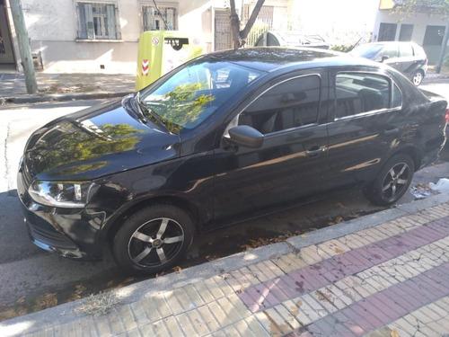 volkswagen voyage comforline  plus 2013 negro