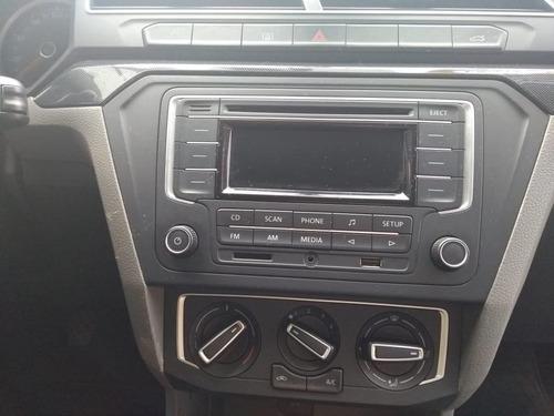 volkswagen voyage comfortline flex 1.6 2018 p/ uber