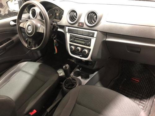 volkswagen voyage confortline negro 100% financiado