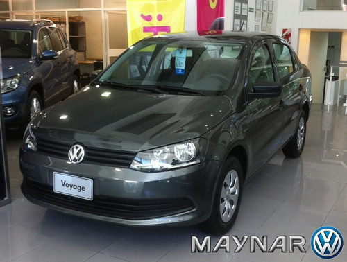 volkswagen voyage - financiado 0% entrega inmediata mr