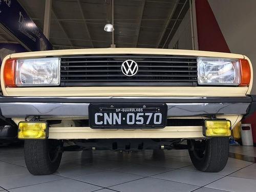 volkswagen voyage ls 1.5 1982