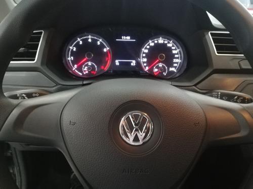 volkswagen voyage trendline 2020 nuevo 0 kms