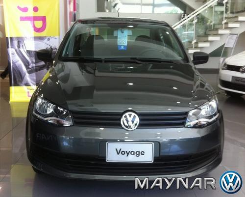 volkswagen voyage trendline adjudicado 100 % financiad-gf*
