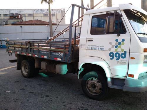 volkswagen vuc 8.150 único dono 2008