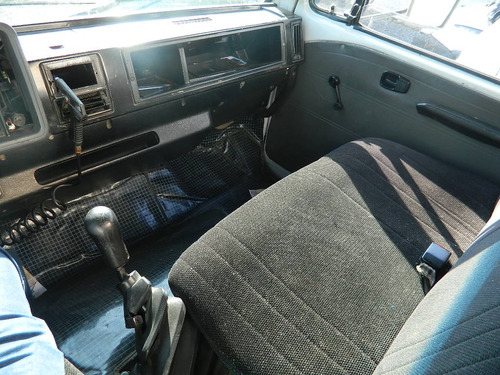 volkswagen vw 12140 1996 baú furgao 6,70 x 2,30