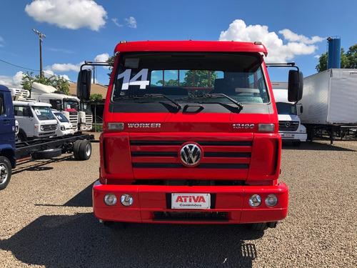 volkswagen vw 13-190 2013/2014 reduzido - ativa caminhões