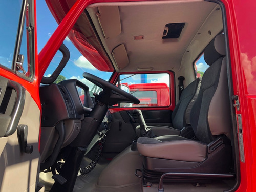 volkswagen vw 13-190 2013/2014 vermelha - ativa caminhões