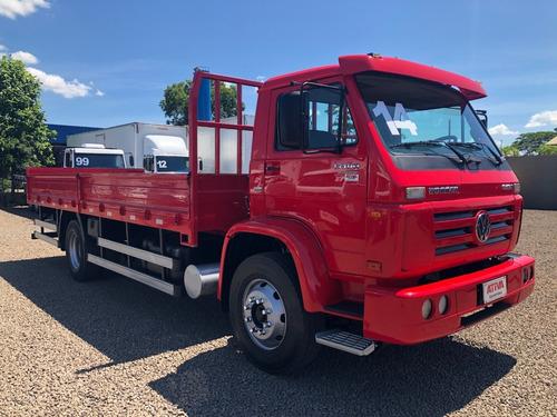 volkswagen vw 13-190 4x2 2013/2014 top - ativa caminhões