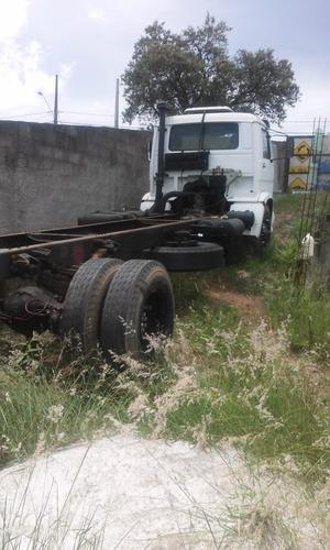 volkswagen vw 13130 com motor mwm  direçao hidraulica frieio