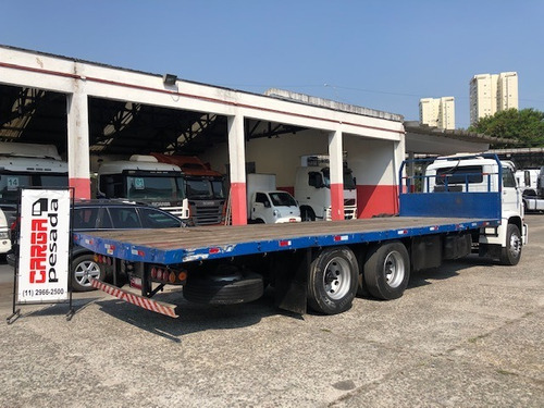 volkswagen vw 13180 13 180 6x2 entrada r$ 35.000 + 24x 2200