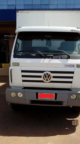 volkswagen vw 13180 únco dono manual e forrado de pneus