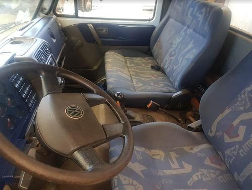 volkswagen vw 15180 caçamba + cab suplementar