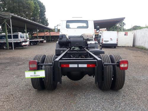 volkswagen - vw 15.190 - 4x2 - 2016 - no chassi