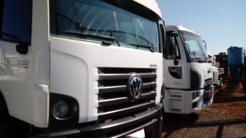 volkswagen vw 15190 com muck 9 toneladas/batatais caminhões