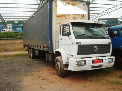 volkswagen vw 16-200 1999 truck no chassi