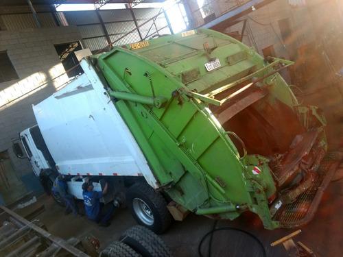 volkswagen vw 17180 compctador lixo 15 metros