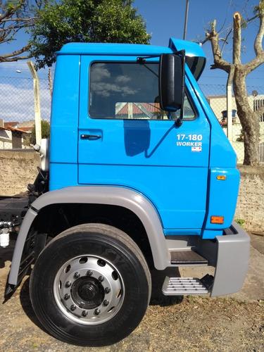 volkswagen vw 17180 worker ano 2011/2011