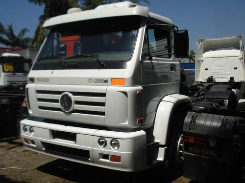 volkswagen vw 17250 2005 4x2