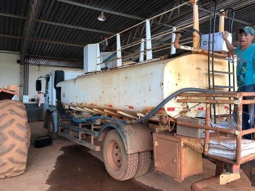 volkswagen vw 17250 4x2 tanque pipa completo bombeiro