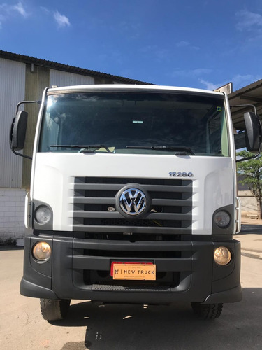 volkswagen vw 17280/17.250 2014 toco + chassi