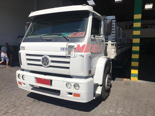 volkswagen vw 23210 2003 carga seca