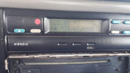 volkswagen vw 23210 6x2 - mwm reduzido