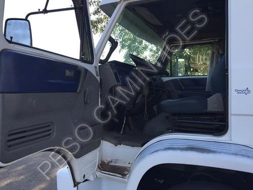 volkswagen vw 23220 com baú frigorifico